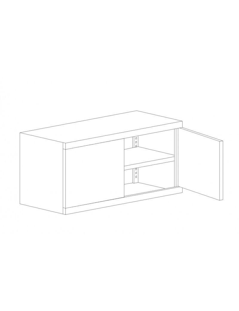 Szafa warsztatowa SL 165.13