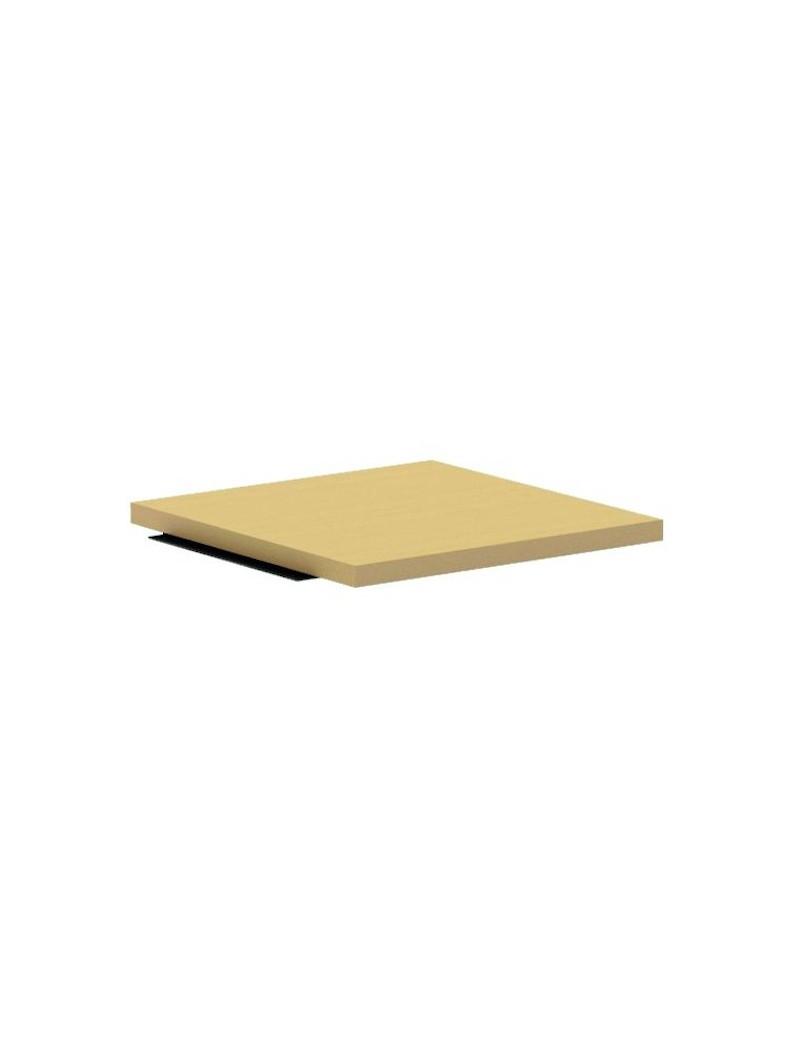 Szafka pod ksero Svenbox S85SI - Wymiary w mm (wys x szer x gł): 600 x 710 x 600