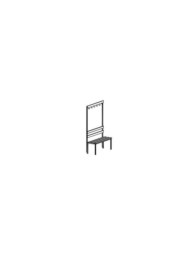 Kontener do biurka Svenbox KH23 (półki) - Wymiary w mm (wys x szer x gł): 730 x 428 x 495