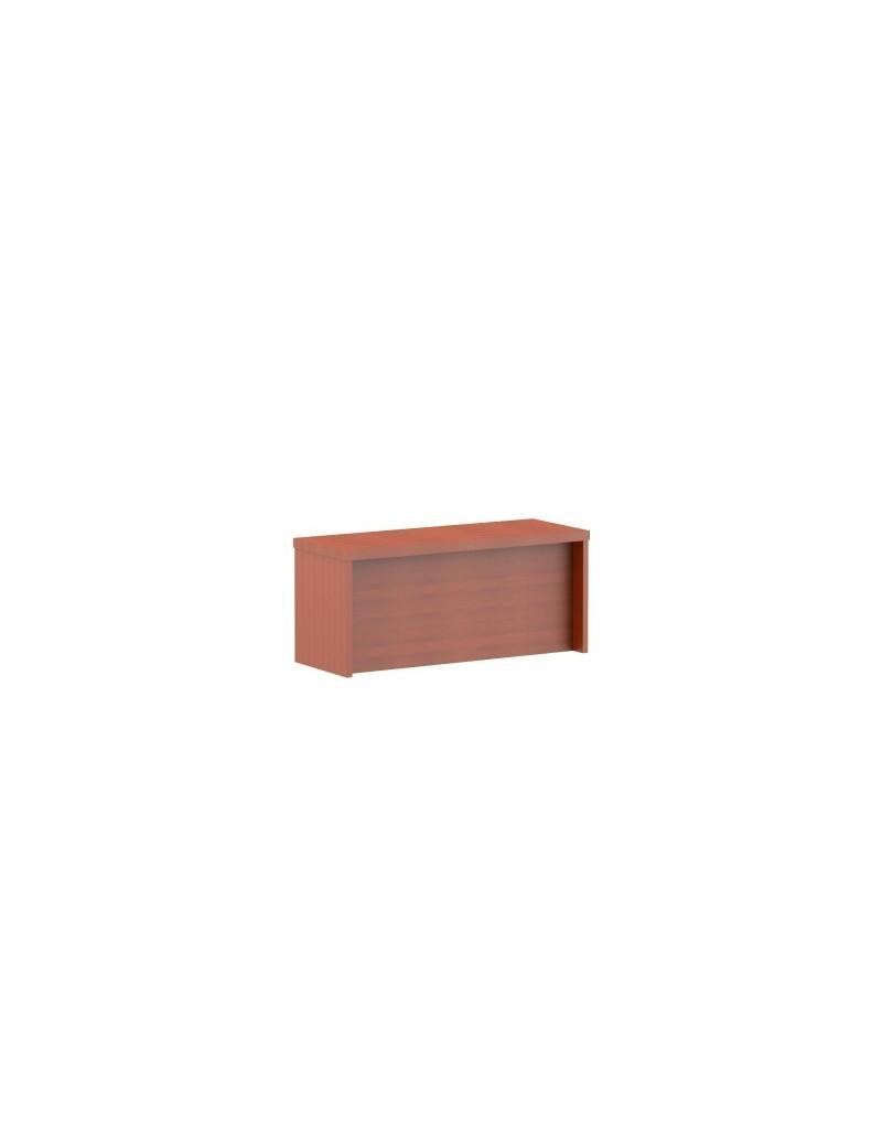 Biurko w kształcie litery L z kontenerkiem (STB1480_ZL1). Szerokość 2200 mm, głębokość 1800 mm
