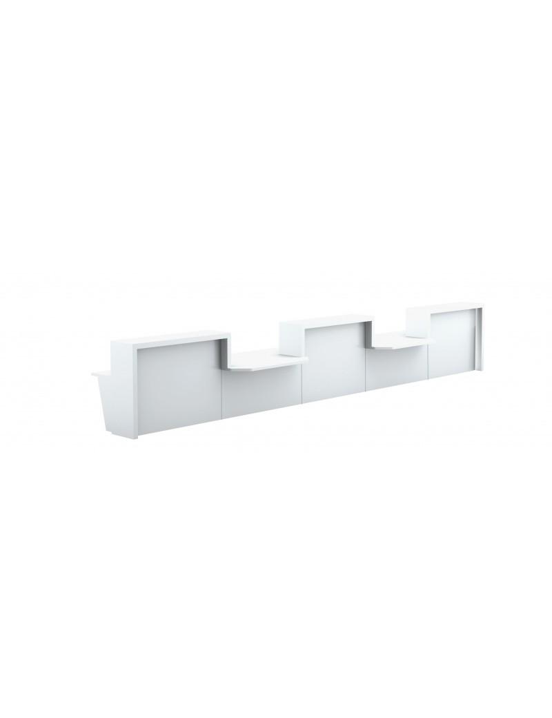 Szafa kartotekowa Szk 318/4 do kopert B5 poziomo - 4 szuflady. Wymiary w mm (wys x szer x gł): 1060 x 610 x 630