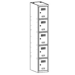 Szafa socjalna, szafa do szatni, szafa metalowa, meble metalowe, szafy metalowe, SUS 315 W st