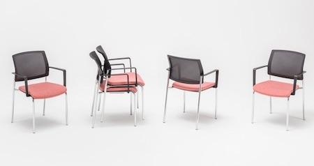 Krzesła konferencyjne, krzesła biurowe
