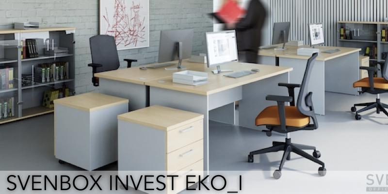 Meble biurowe Svenbox Invest EKO_I