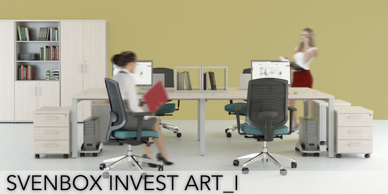 Meble biurowe Svenbox Invest ART_I