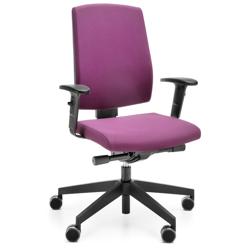 Krzesło biurowe,obrotowe z podłokietnikami