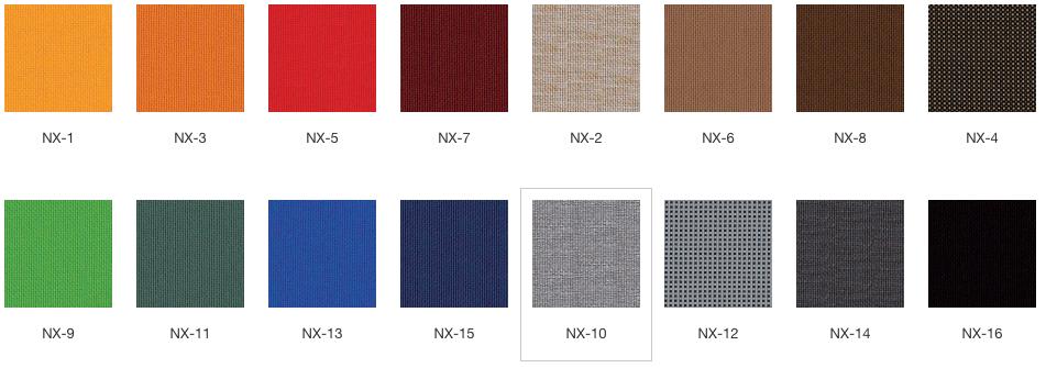 Fotel Vancouver Lite - wzornik kolorów Next