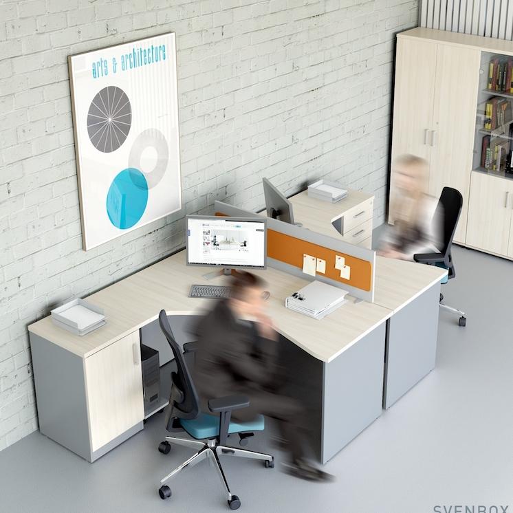 Meble biurowe Svenbox Invest