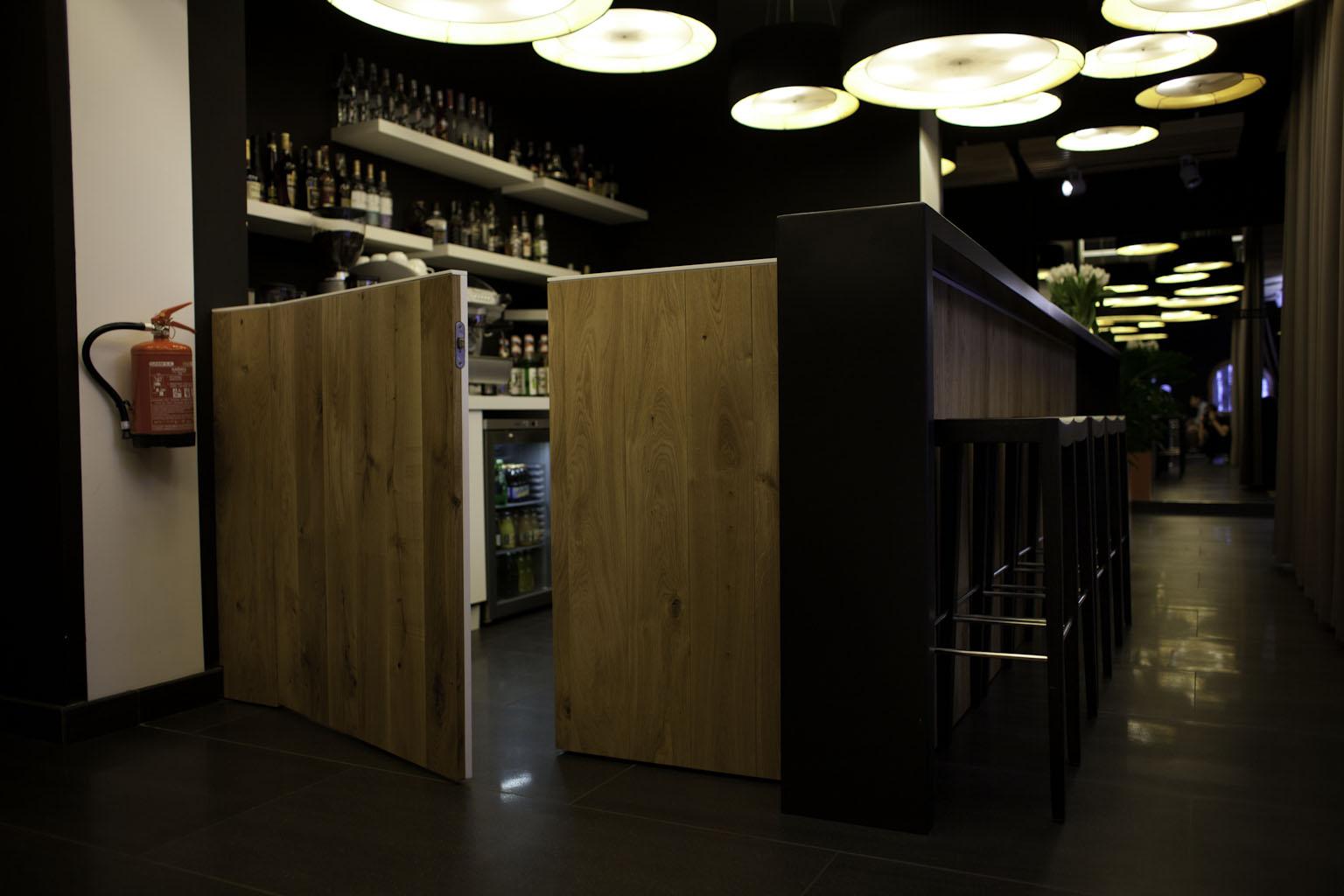 Meble hotelowe - bar