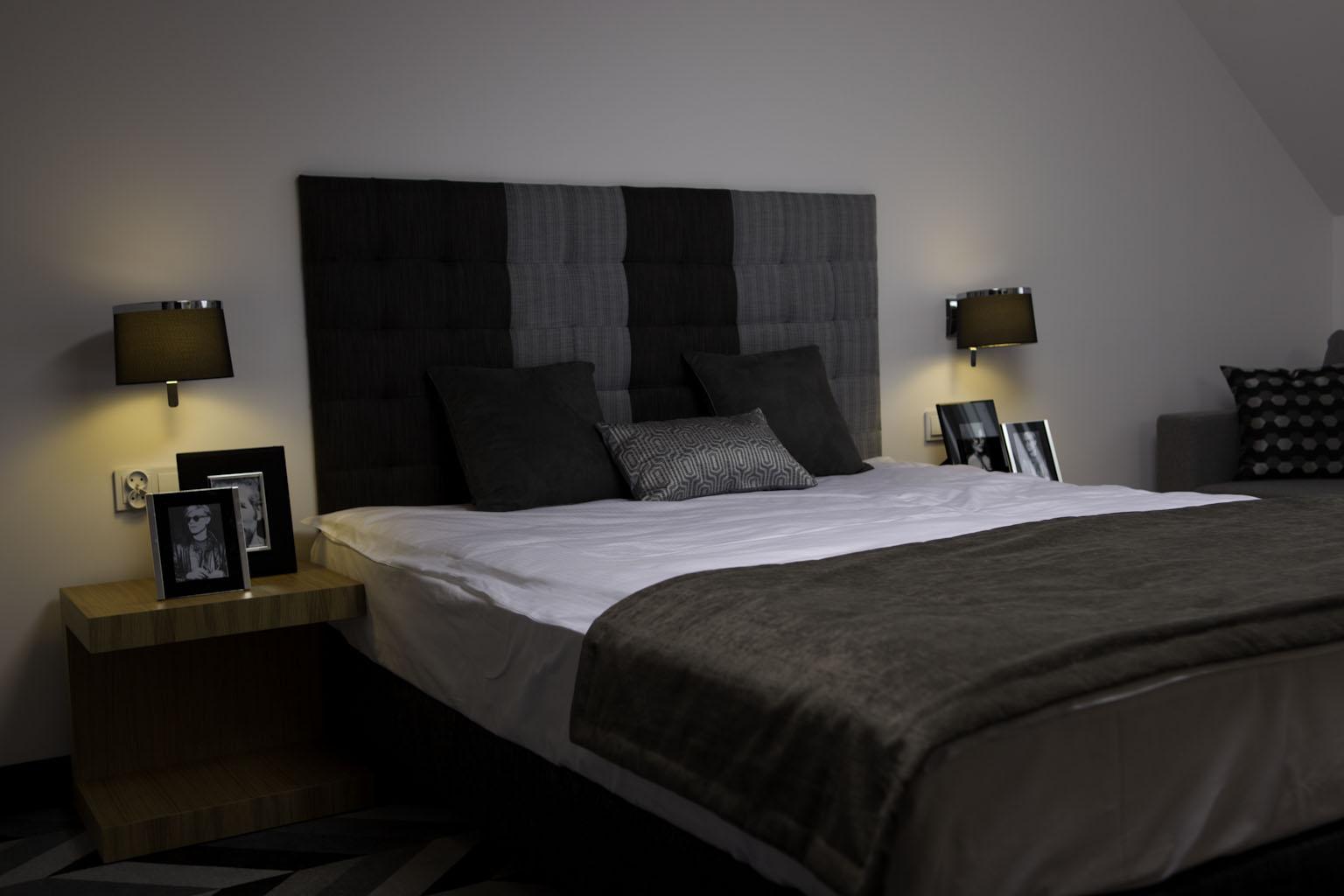 Meble hotelowe - pokój
