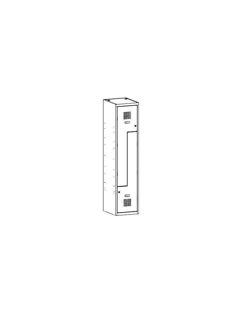 Drzwi szklane VHS23, szkło hartowane bezbarwne, bez zamka - Svenbox Invest