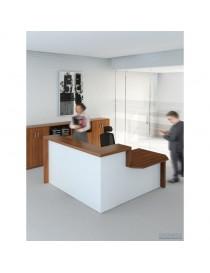 Sensi K1H - krzesło kawiarniane, sklejka, stelaż metalik, bez podłokietników (Profim)