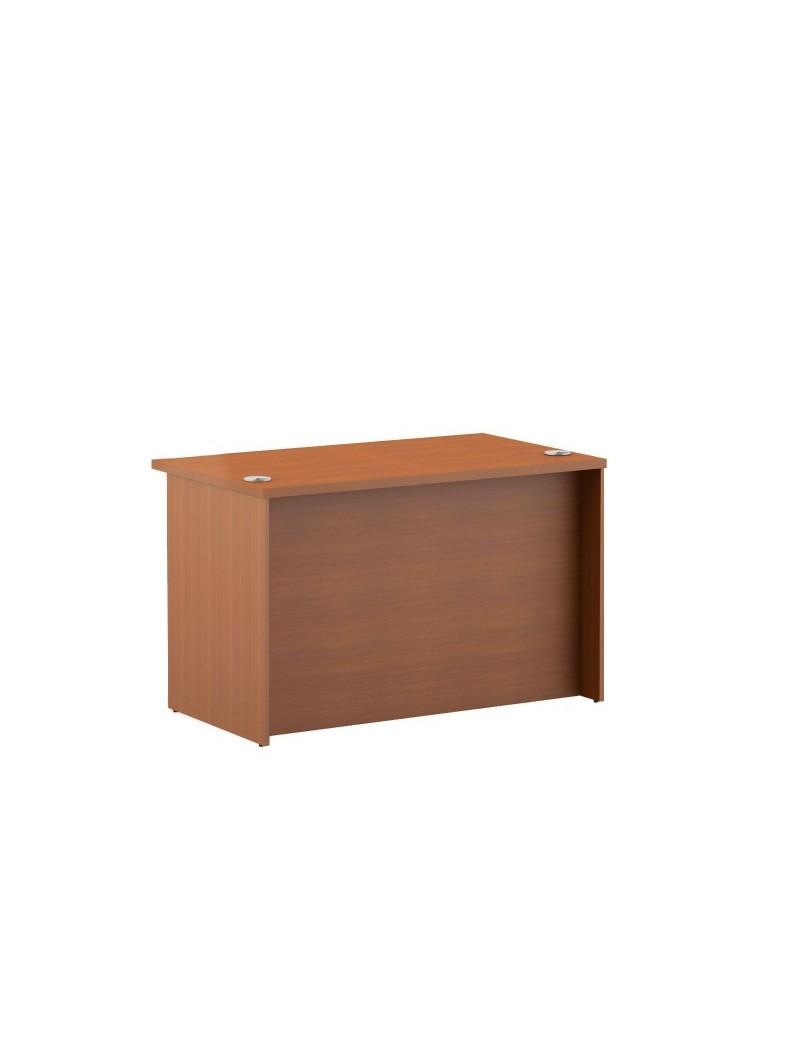 Biurko w kształcie litery L z kontenerkiem (STB1460_ZL1). Szerokość 2000 mm, głębokość 1600 mm
