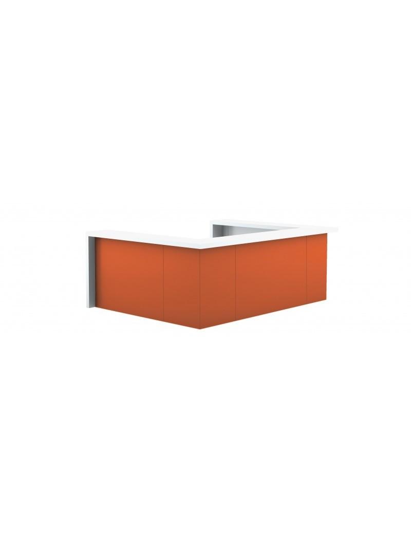 Bench (2 biurka) z regulowaną wysokością na korbkę DRIVE CTC50
