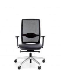 Krzesło biurowe Veris Net -...