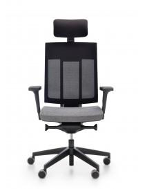 Krzesło biurowe Xenon Net -...