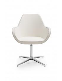 Krzesło konferencyjne Fan -...