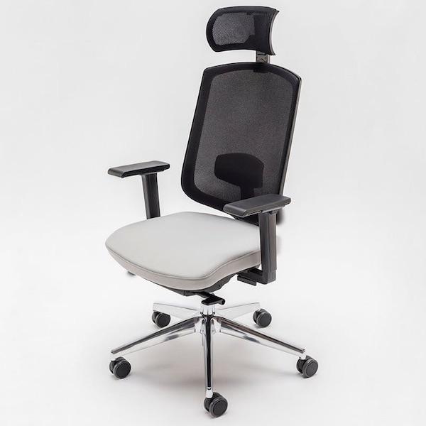 Fotel biurowy do pracy z domu