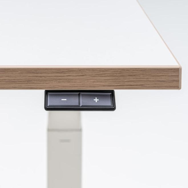 biurko z regulowaną wysokością do pracy z domu