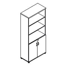 szafy i regały svenbox