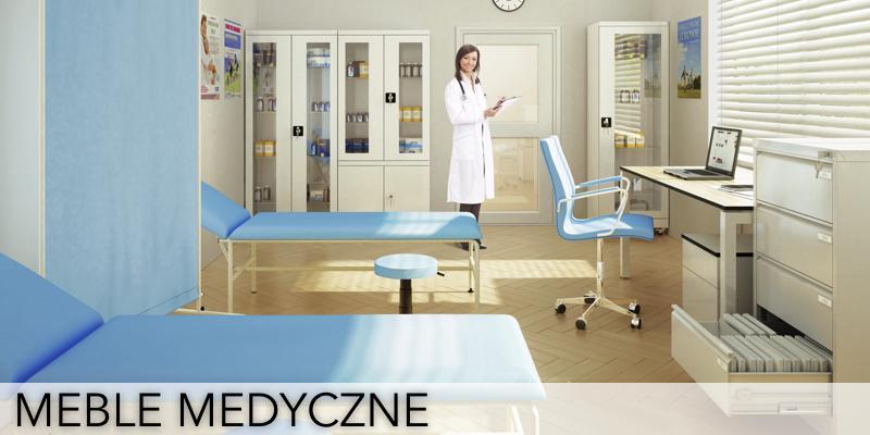 Meble medyczne